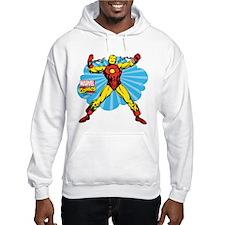Iron Man Cloud Hoodie