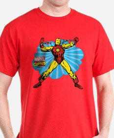 Iron Man Cloud T-Shirt