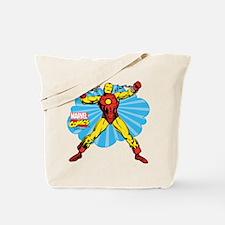 Iron Man Cloud Tote Bag