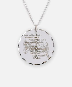 Cute Sense and sensibility Necklace