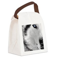 eye Canvas Lunch Bag