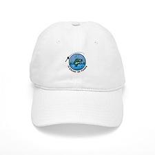 Rather Be Fishing Baseball Cap