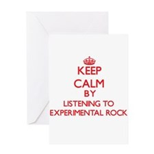 Keep calm by listening to EXPERIMENTAL ROCK Greeti
