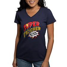 Teacher Super Hero Shirt