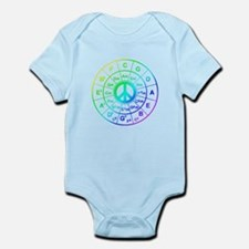 Peace Circle of 5ths Body Suit