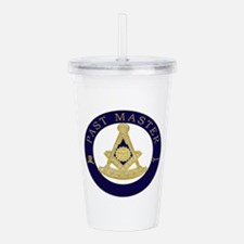 Past Master Acrylic Double-wall Tumbler