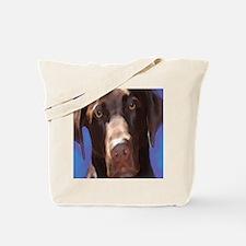 Cute Chipoo Tote Bag