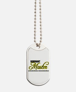 Cute Art. master Dog Tags
