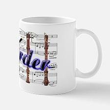 Recorder Mug
