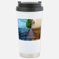 waterdesert Stainless Steel Travel Mug