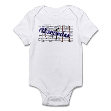 Recorder Infant Bodysuit