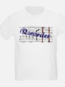 Recorder T-Shirt