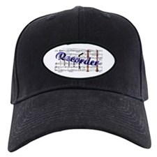 Recorder Baseball Hat