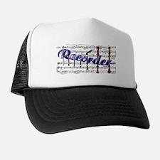 Recorder Trucker Hat