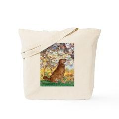 Spring & Golden (#12) Tote Bag