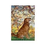 Spring & Golden (#12) Rectangle Magnet (10 pack)