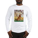Spring & Golden (#12) Long Sleeve T-Shirt