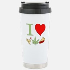 I Love Chicken Pot Pie Travel Mug