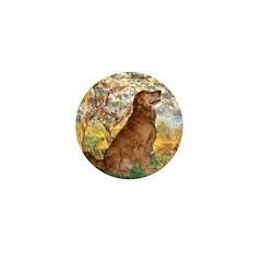 Spring & Golden (#12) Mini Button (10 pack)