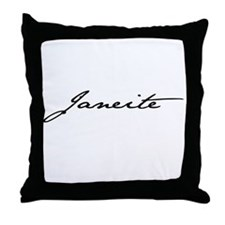Cool Jane austen Throw Pillow