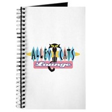 Retro Alley Cats Lounge Design Journal