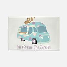 Ice Cream, You Scream Magnets