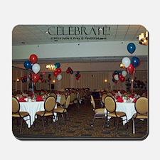Celebrate! Mousepad