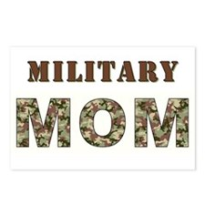MILITARY MOM Postcards (Package of 8)