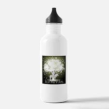 Never Stop Wishing Uni Water Bottle