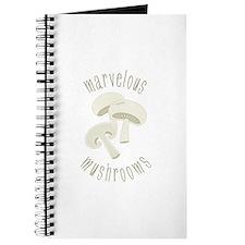 Marvelous Mushroom Journal