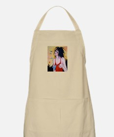 Wistful Thinking BBQ Apron