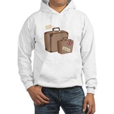 Travel Luggage Hoodie