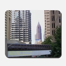 Downtown Atlanta View Mousepad