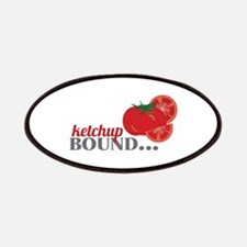 Ketchup Bound Tomato Patches