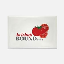 Ketchup Bound Tomato Magnets