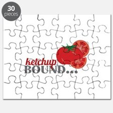 Ketchup Bound Tomato Puzzle