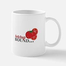 Ketchup Bound Tomato Mugs