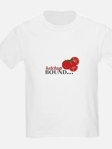 Ketchup Bound Tomato T-Shirt