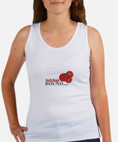 Ketchup Bound Tomato Tank Top