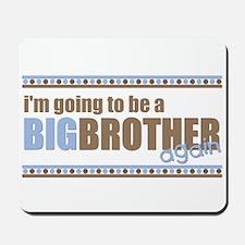 big brother again Mousepad