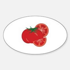 Red Tomatoes Decal
