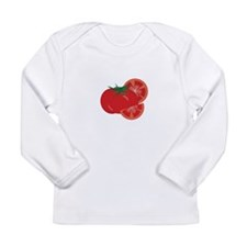 Red Tomatoes Long Sleeve T-Shirt