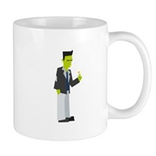 Halloween Frankenstein Mugs