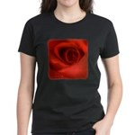 ROSE Women's Dark T-Shirt