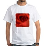 ROSE White T-Shirt