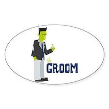 Groom Decal