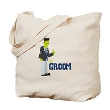 Groom Tote Bag