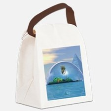our Nature Canvas Lunch Bag