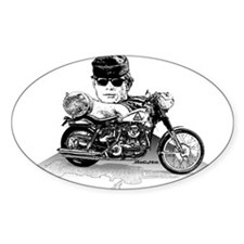 Then Came Bronson Decal