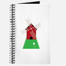Golf Windmill Journal